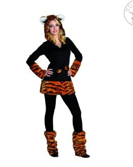 Ženski pustni kostum Tigrica