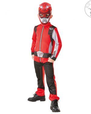 kostum-Power-ranger-beast-morpher-rdeči
