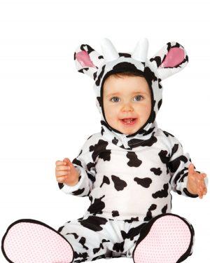 pustni-kostum-za-dojenčke-kravica