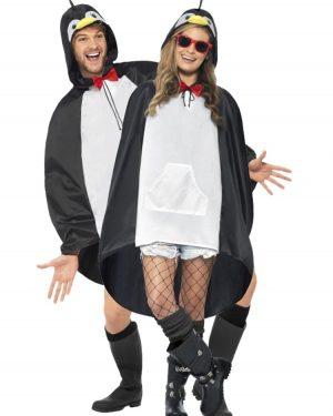 pustni-kostum-pingvin-za-pare