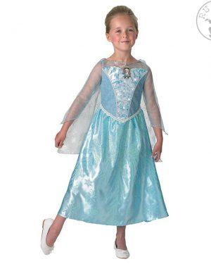 Kostum Elsa Deluxe Musical