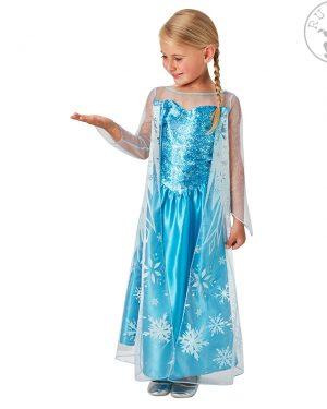 pustni-kostum-Elsa-classic-Frozen-ledeno-kraljestvo