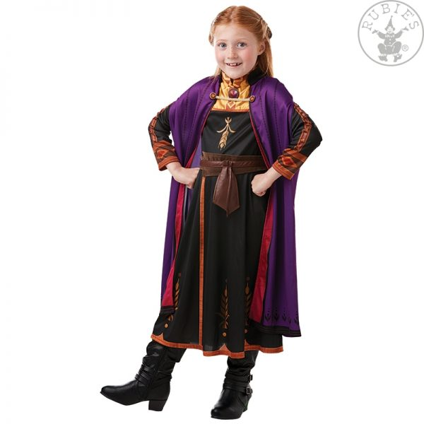 Kostum Frozen 2 Anna