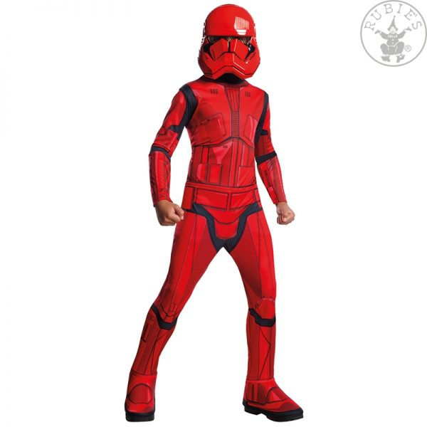 kostum-Star-wars-stormtrooper-rdeči