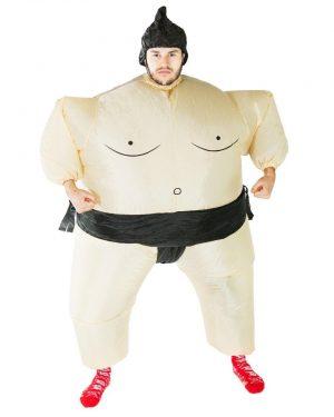 Napihljivi kostum Sumo borec